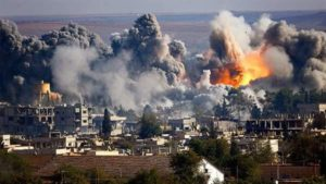 55 Medical Facilities Crippled After Bombings in Syria