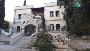2 UOSSM Medical Facilities Attacked in 2 Days