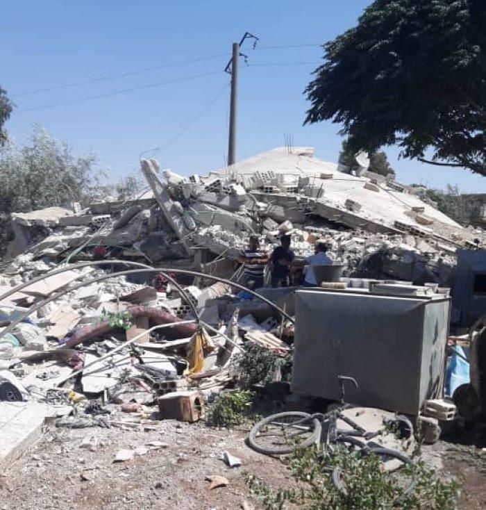 Daraa is under attack.