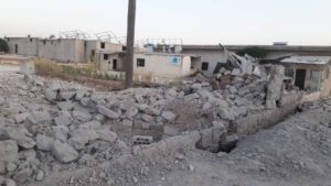 Outrage Over Pediatric Hospital Bombed in Syria