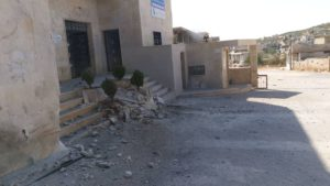 PHC Shelled in Syria, Dentist and Six Patients Injured