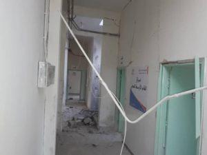 Three More Medical Facilities Bombed