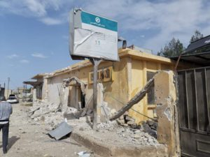 Two More Medical Facilities Bombed