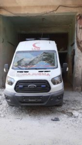 UOSSM Ambulance Center and 3 More Facilities Hit By Airstrikes