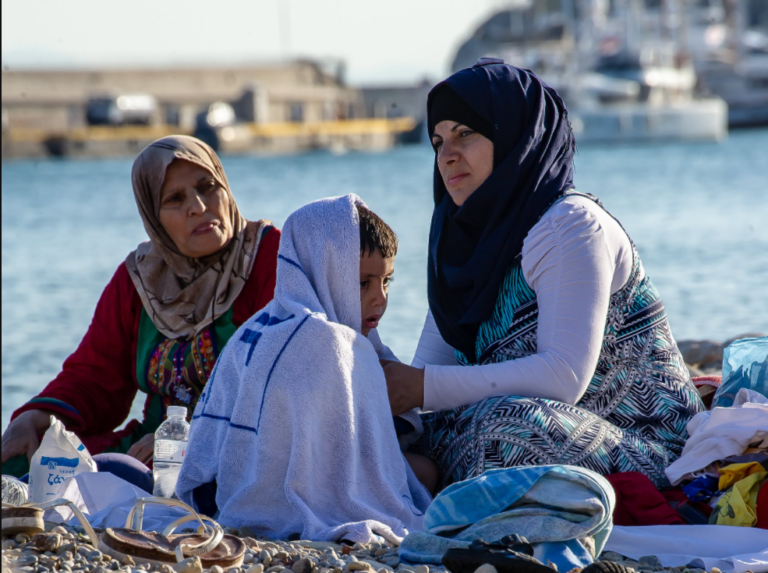 Syrians Fleeing to Europe